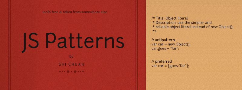 JS Patterns